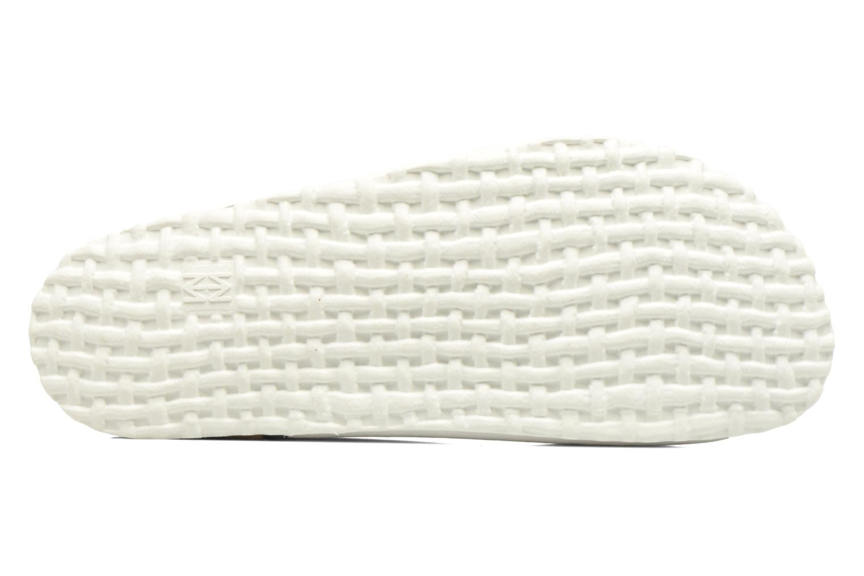Waraji NE31 W Smooth Leather White