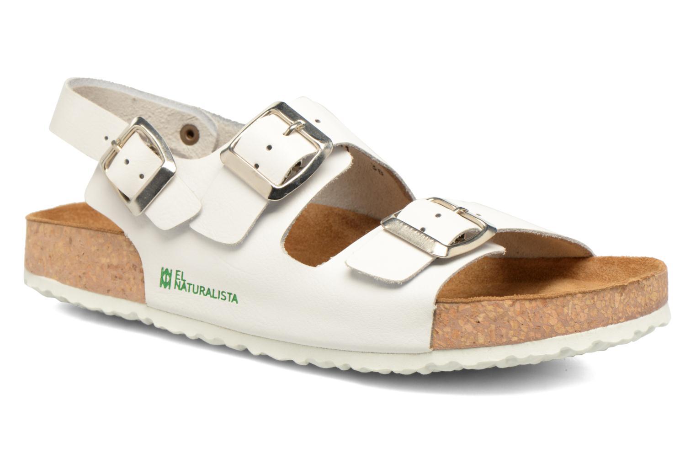 Zapatos promocionales El Naturalista Waraji NE31 W (Blanco) - Sandalias   Descuento de la marca