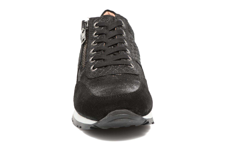 Baskets Georgia Rose Cezip Noir vue portées chaussures