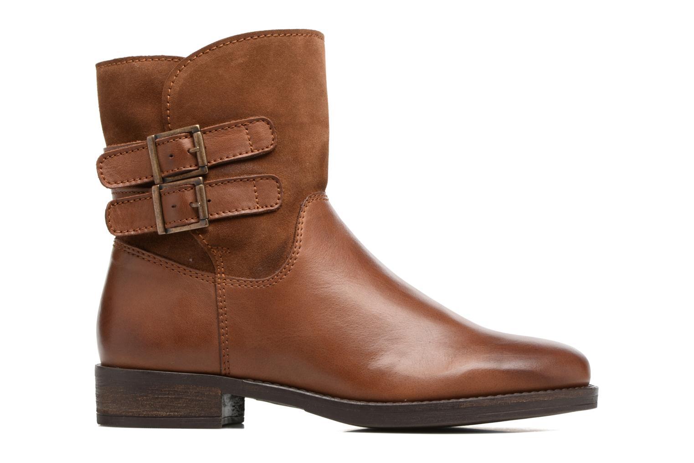 Bottines et boots Georgia Rose Cefoure Marron vue derrière