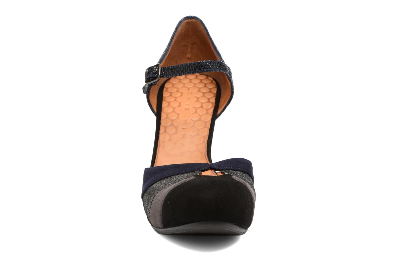 Escarpins Chie Mihara Damiel Multicolore vue portées chaussures