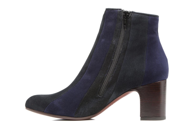 Bottines et boots Chie Mihara Fantia Bleu vue face