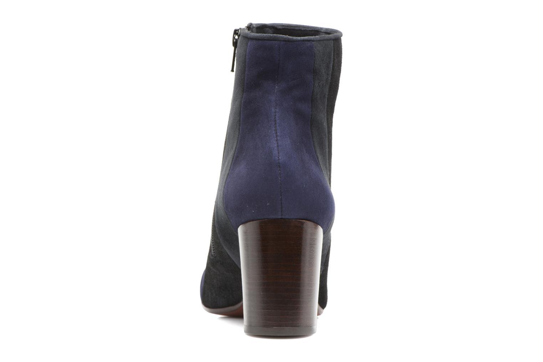 Bottines et boots Chie Mihara Fantia Bleu vue droite