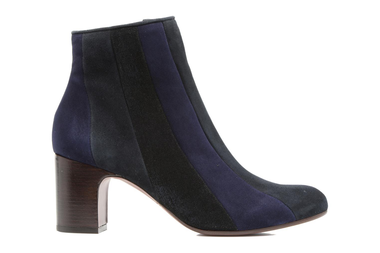 Bottines et boots Chie Mihara Fantia Bleu vue derrière