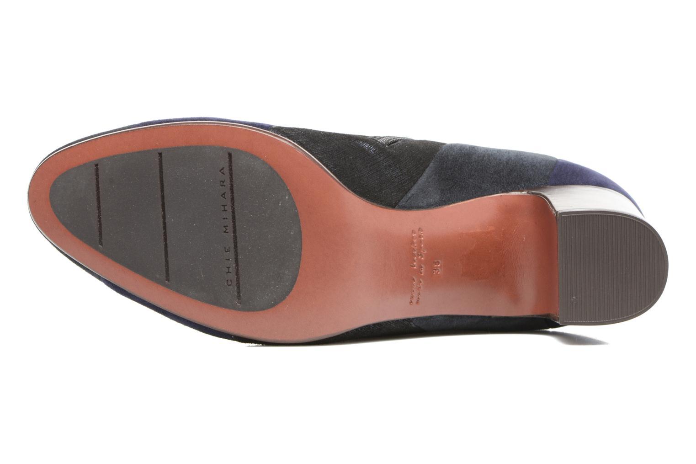 Bottines et boots Chie Mihara Fantia Bleu vue haut