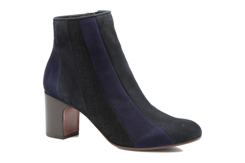 Bottines et boots Chie Mihara Fantia Bleu vue détail/paire