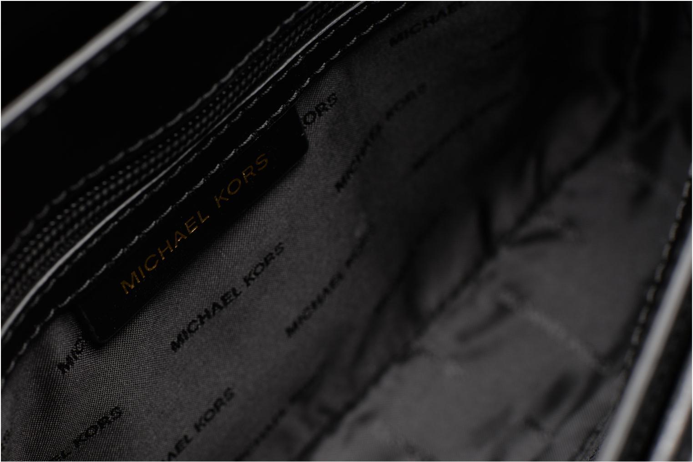 Sacs à main Michael Michael Kors Sloan Editor LG Shoulder Noir vue derrière