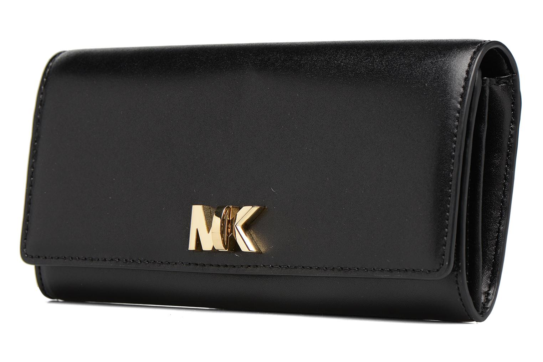 Petite Maroquinerie Michael Michael Kors Motte LG Carryall Noir vue portées chaussures