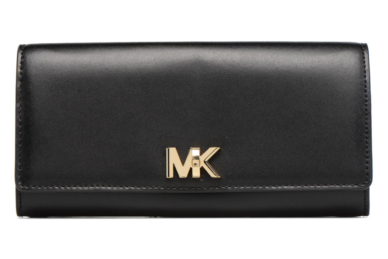 Marroquinería pequeña Michael Michael Kors Motte LG Carryall Negro vista de detalle / par