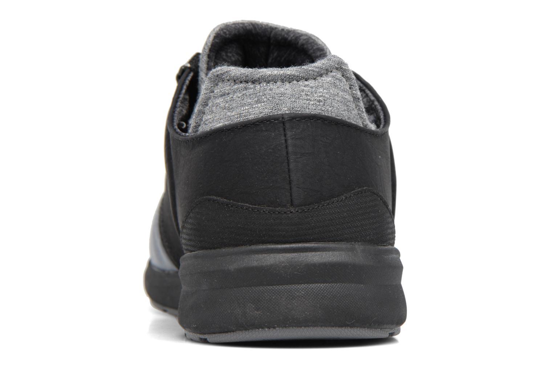 Baskets Levi's Black Tab Runner Noir vue droite