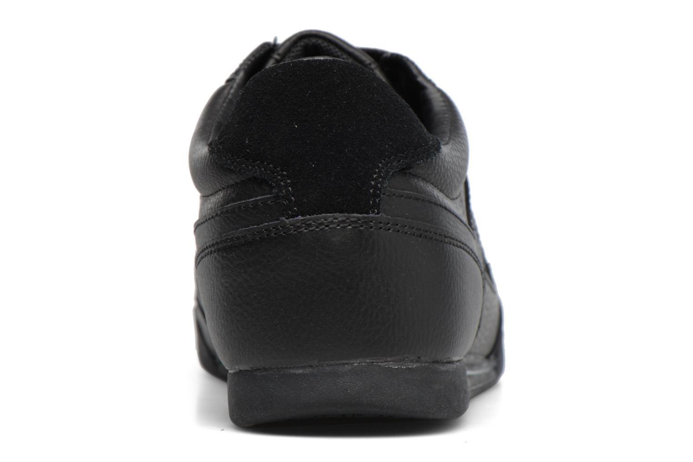 Baskets Levi's Turlock Oxford Noir vue droite