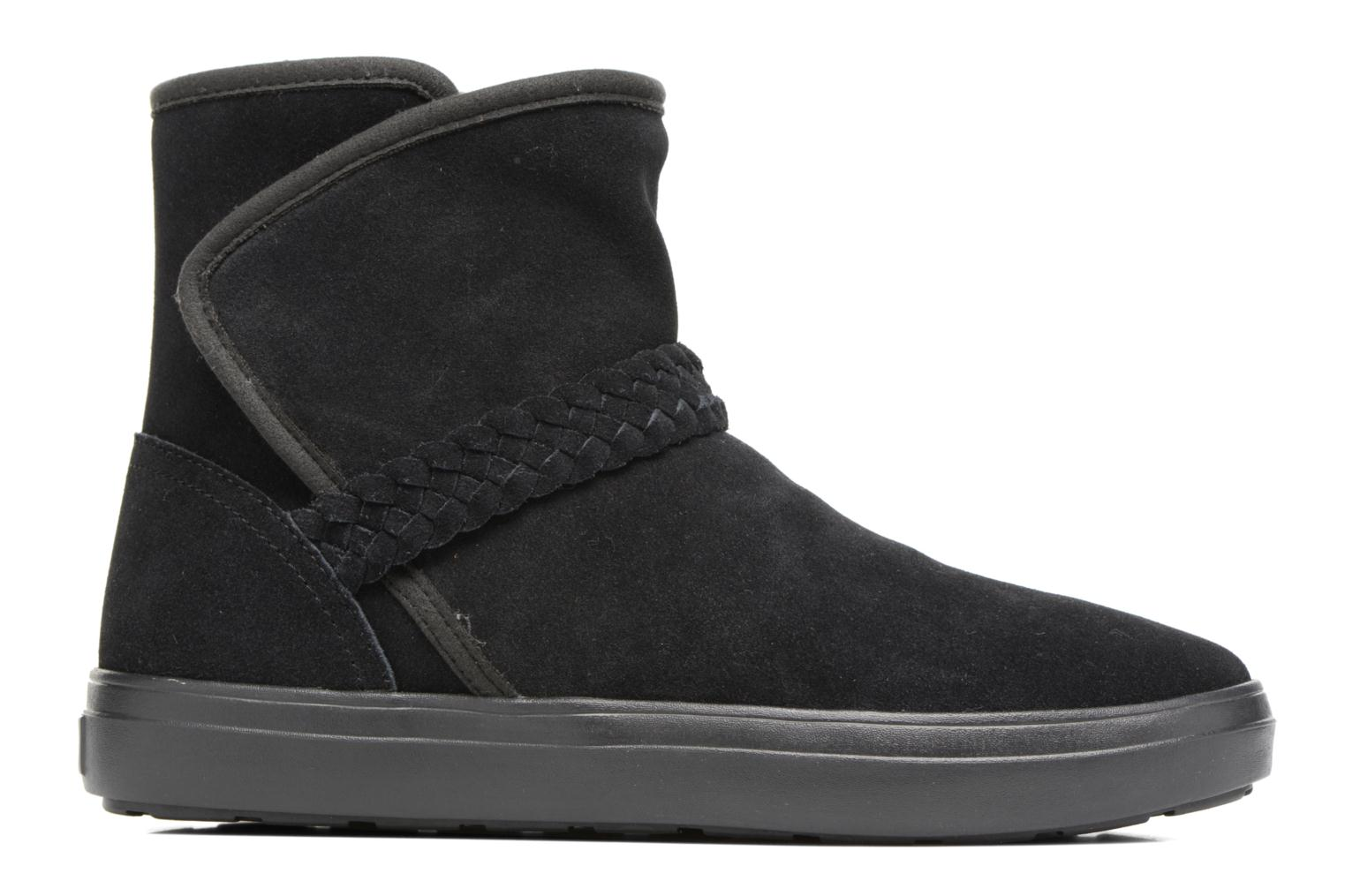 LodgePoint Suede Bootie W Black