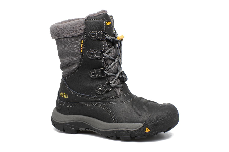 Chaussures de sport Keen Basin WP Noir vue détail/paire