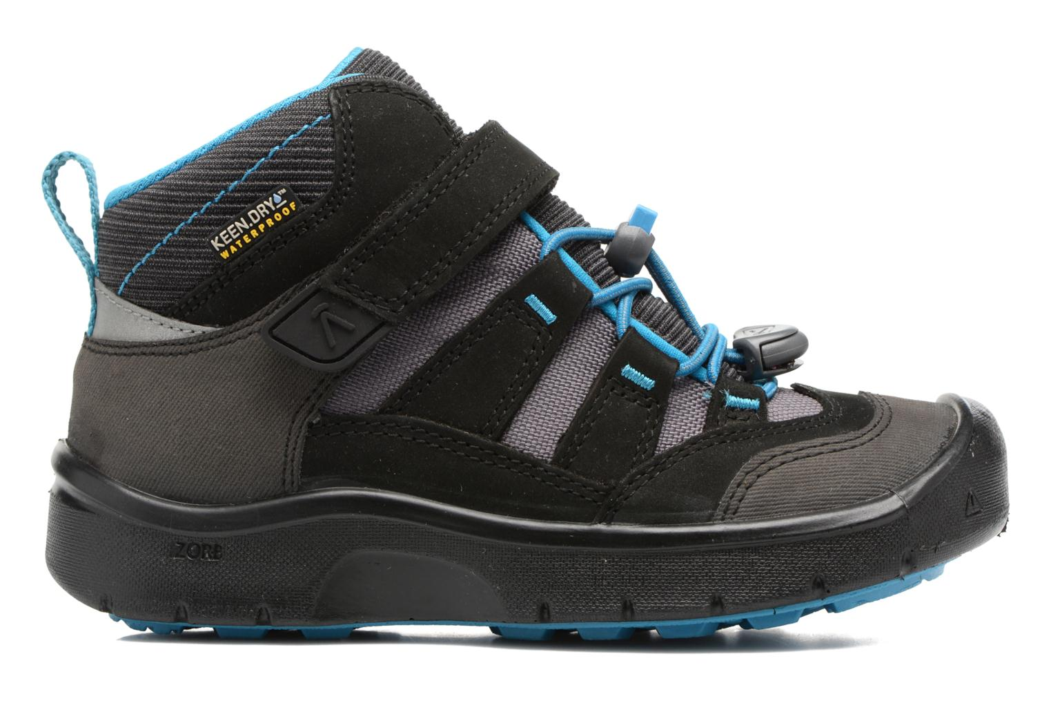 Hikeport Mid children Black/Blue Jewel