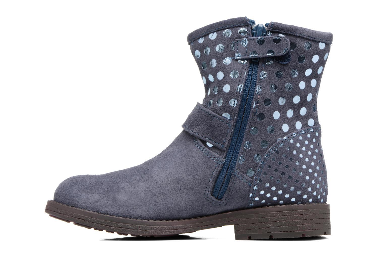 Bottines et boots Agatha Ruiz de la Prada Vagabunda Bleu vue face