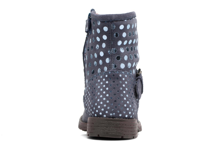 Bottines et boots Agatha Ruiz de la Prada Vagabunda Bleu vue droite