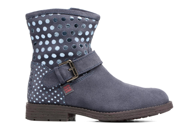 Bottines et boots Agatha Ruiz de la Prada Vagabunda Bleu vue derrière