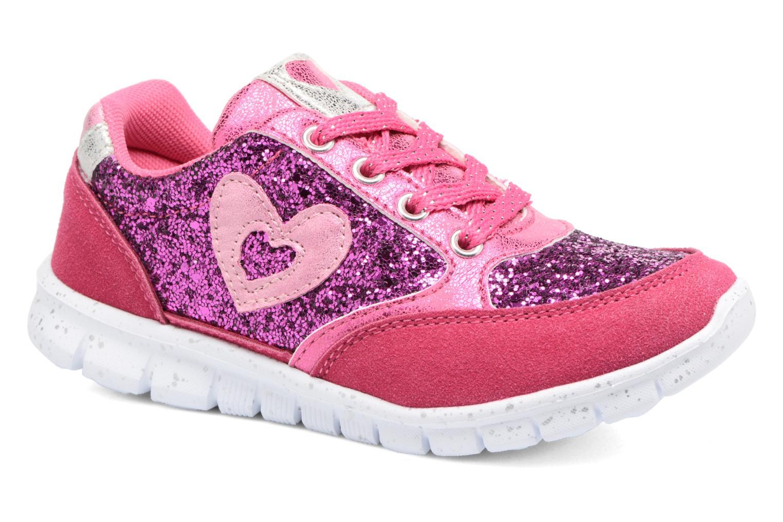 Sneakers Agatha Ruiz de la Prada Running Rosa detaljerad bild på paret