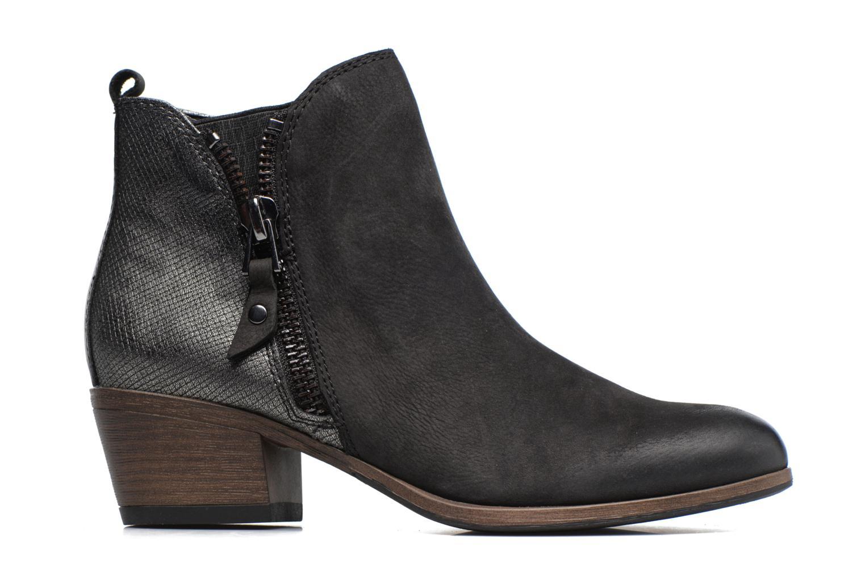 Bottines et boots Marco Tozzi Natasiz Noir vue derrière