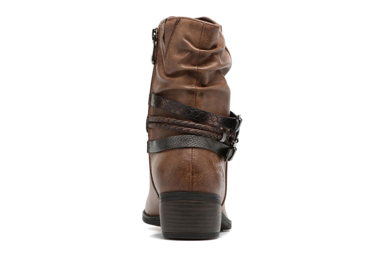 Bottines et boots Marco Tozzi Guppy 2 Marron vue droite