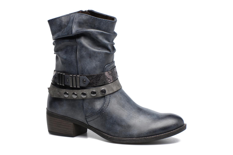 Bottines et boots Marco Tozzi Gappa Bleu vue détail/paire