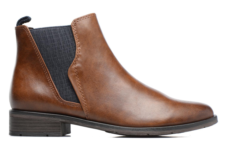 Bottines et boots Marco Tozzi Bapia Marron vue derrière