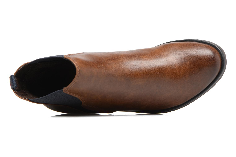 Bottines et boots Marco Tozzi Bapia Marron vue gauche