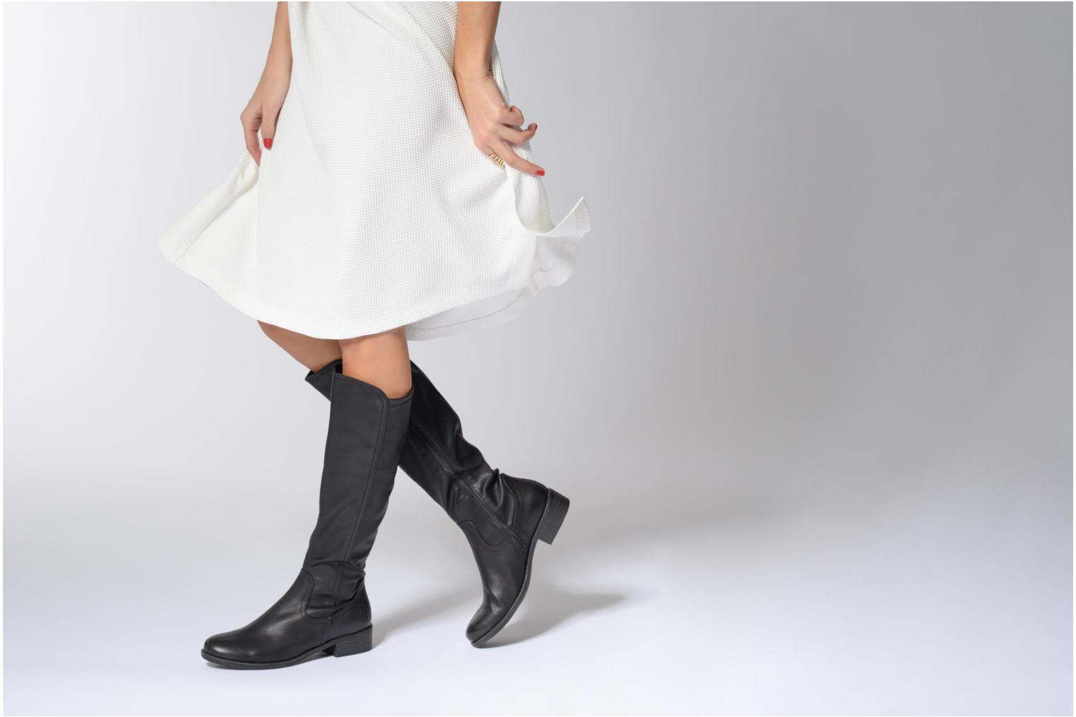 Boots & wellies Marco Tozzi Nili 2 Brown view from underneath / model view