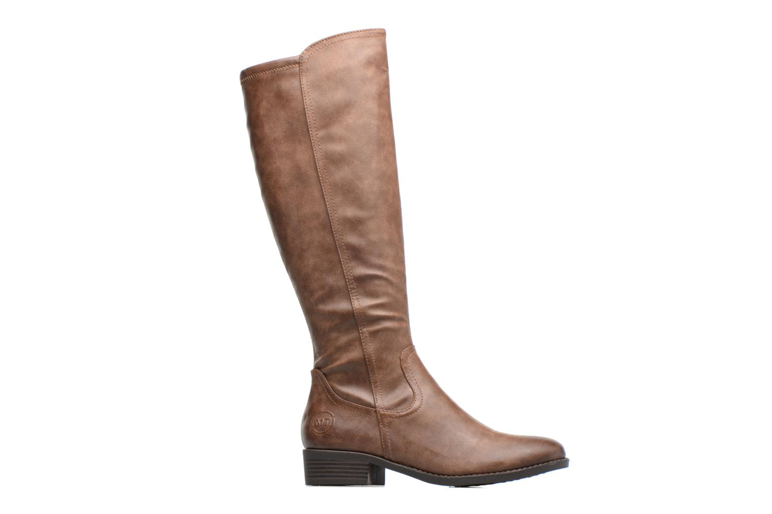 Boots & wellies Marco Tozzi Nili 2 Brown back view
