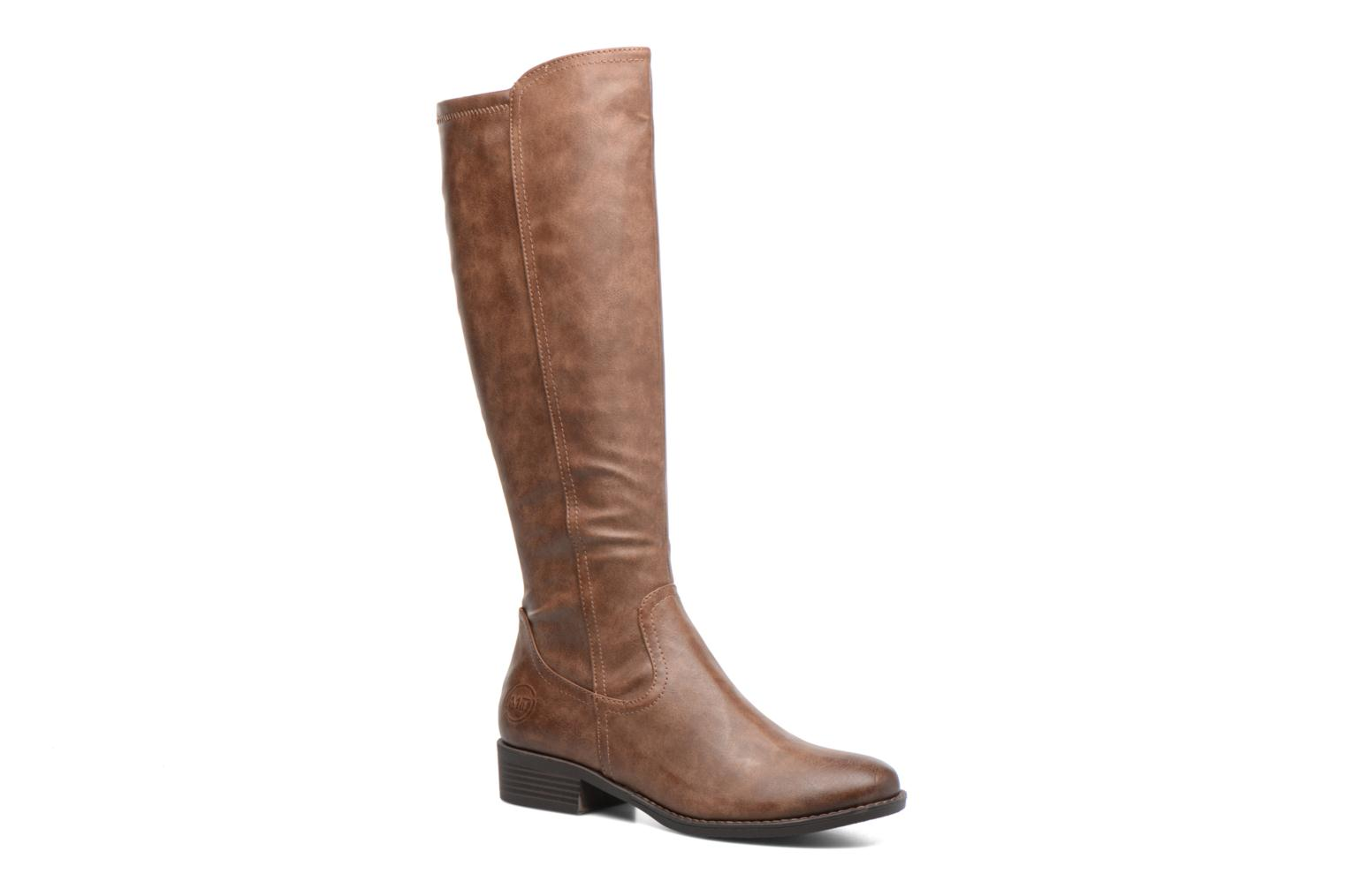 Boots & wellies Marco Tozzi Nili 2 Brown detailed view/ Pair view