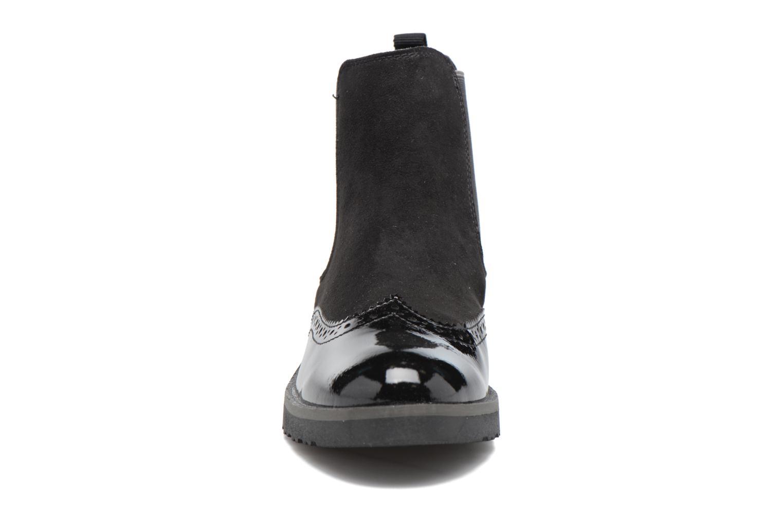 Bottines et boots Marco Tozzi Milie Noir vue portées chaussures
