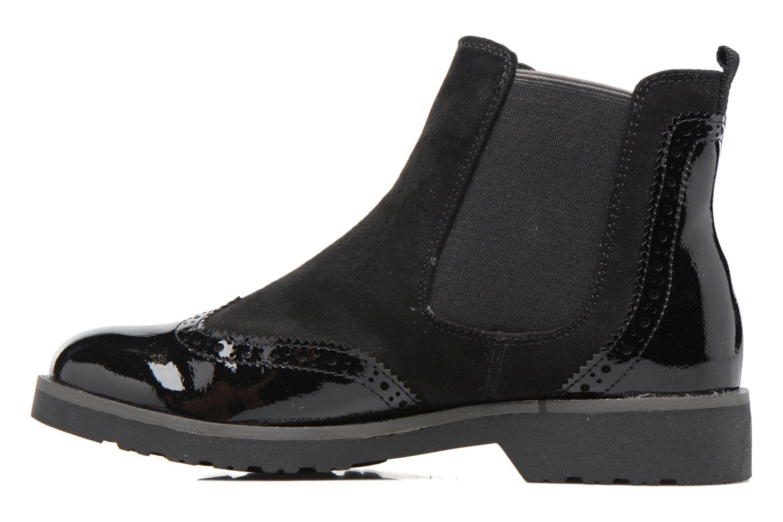 Bottines et boots Marco Tozzi Milie Noir vue face