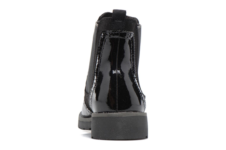 Bottines et boots Marco Tozzi Milie Noir vue droite