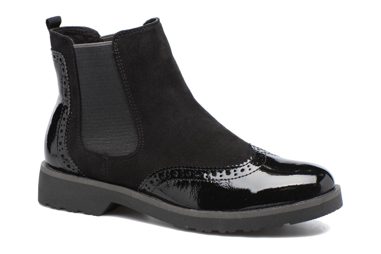 Bottines et boots Marco Tozzi Milie Noir vue détail/paire
