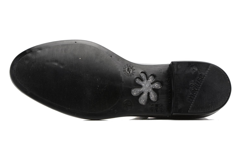 Bottines et boots Méduse Japlou Argent vue haut