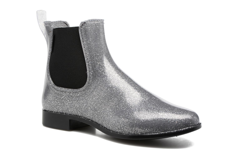 Bottines et boots Méduse Japlou Argent vue détail/paire