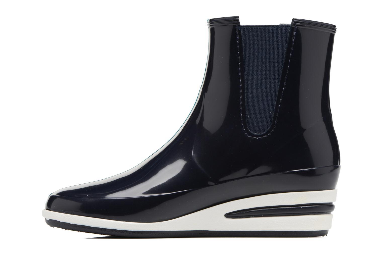 Bottines et boots Méduse Castic 2 Bleu vue face