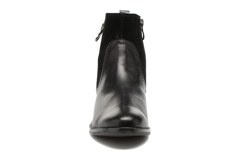Bottines et boots Caprice Belen Noir vue portées chaussures