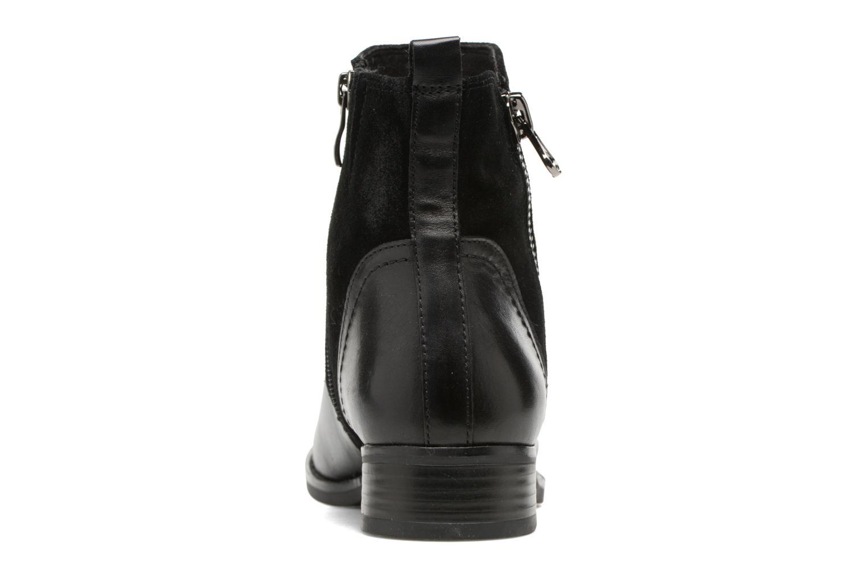 Bottines et boots Caprice Belen Noir vue droite