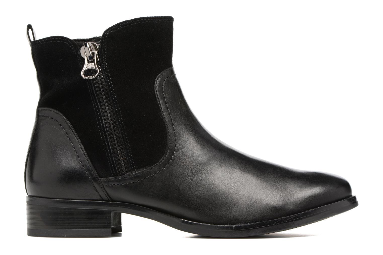 Bottines et boots Caprice Belen Noir vue derrière