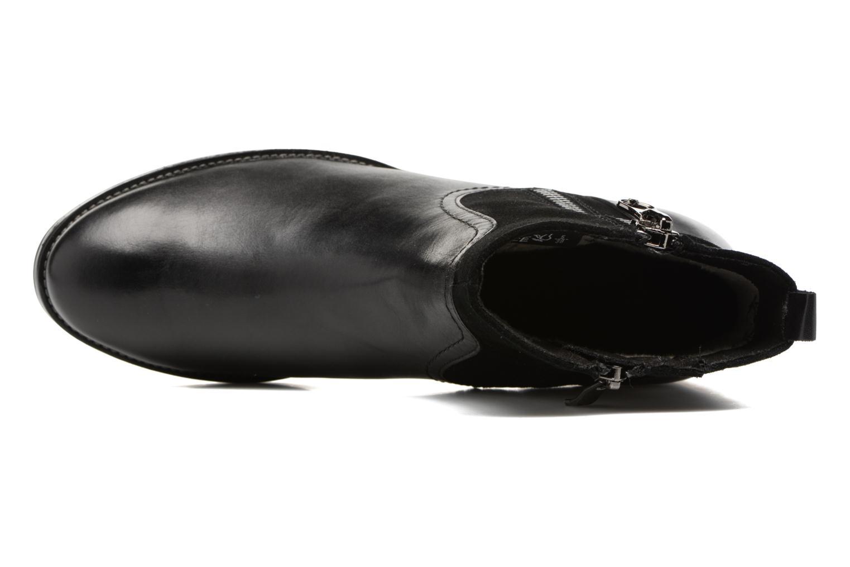 Bottines et boots Caprice Belen Noir vue gauche