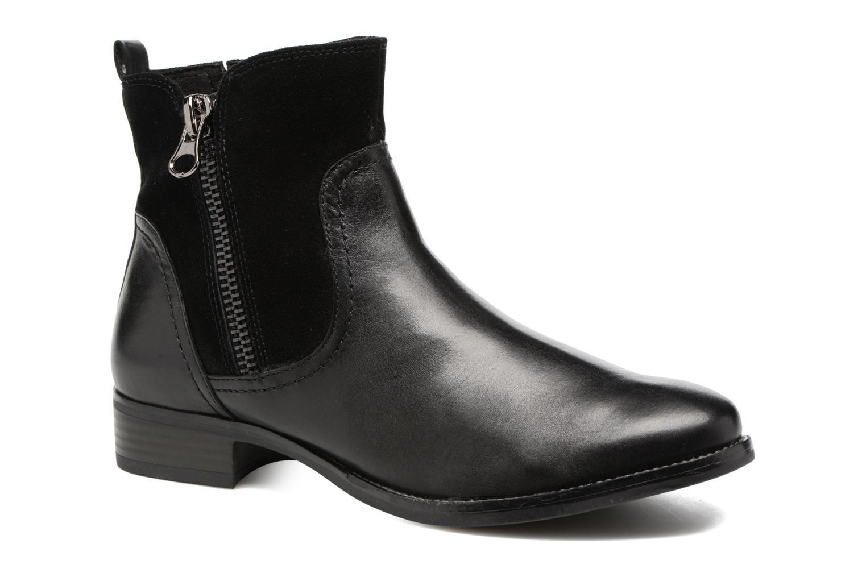 Bottines et boots Caprice Belen Noir vue détail/paire