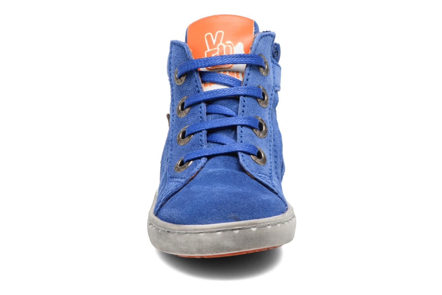 Sneakers Shoesme Sébastien Blauw model