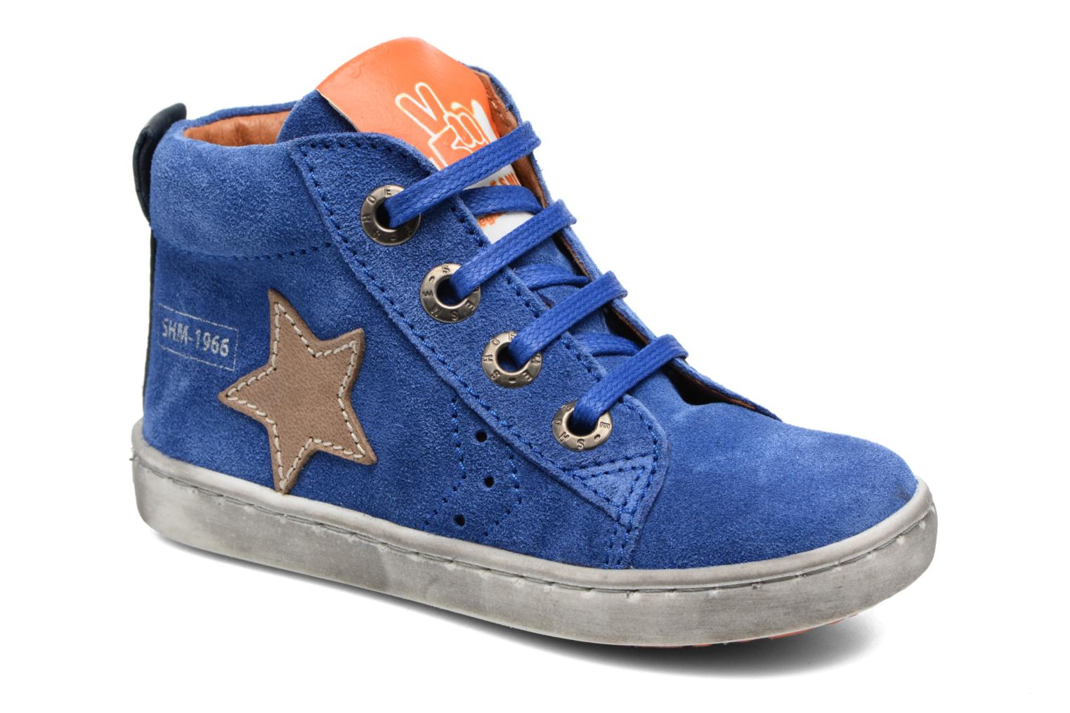 Sneakers Shoesme Sébastien Blauw detail