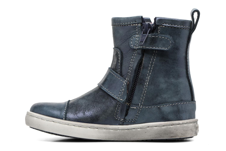 Bottines et boots Shoesme Sophie Bleu vue face