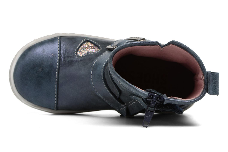 Bottines et boots Shoesme Sophie Bleu vue gauche
