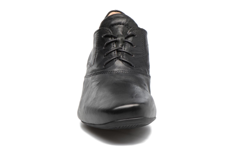Chaussures à lacets Think! Karena 83180 Noir vue portées chaussures