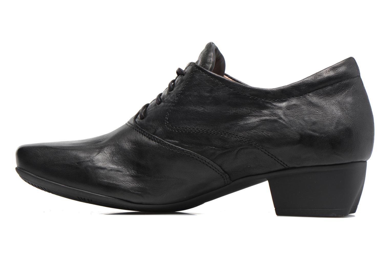 Chaussures à lacets Think! Karena 83180 Noir vue face