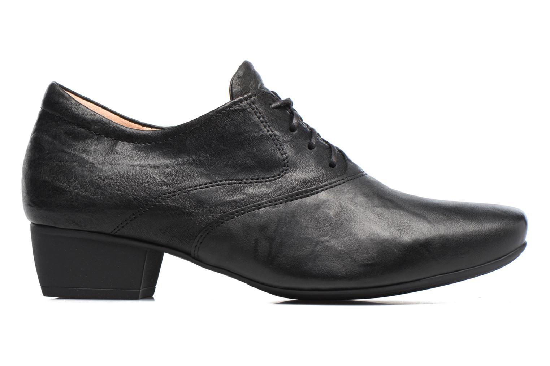 Chaussures à lacets Think! Karena 83180 Noir vue derrière