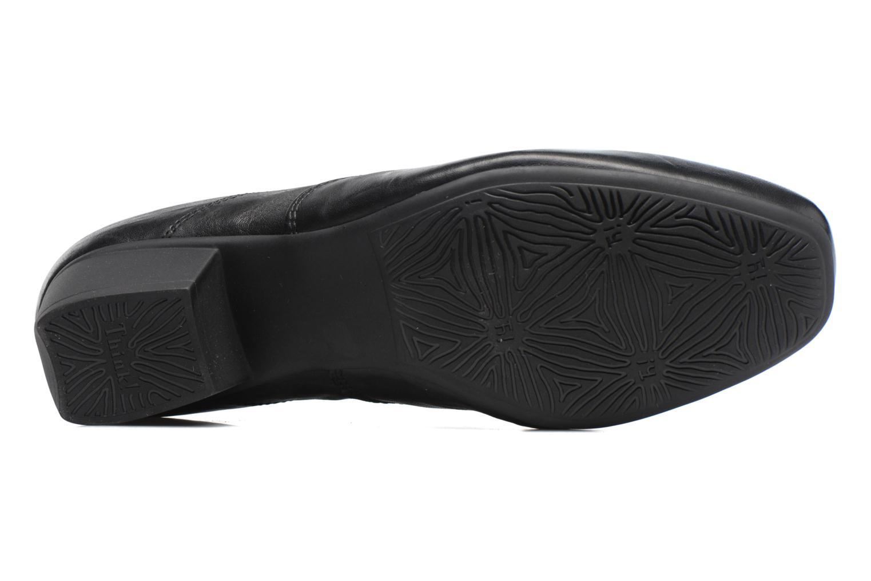 Chaussures à lacets Think! Karena 83180 Noir vue haut